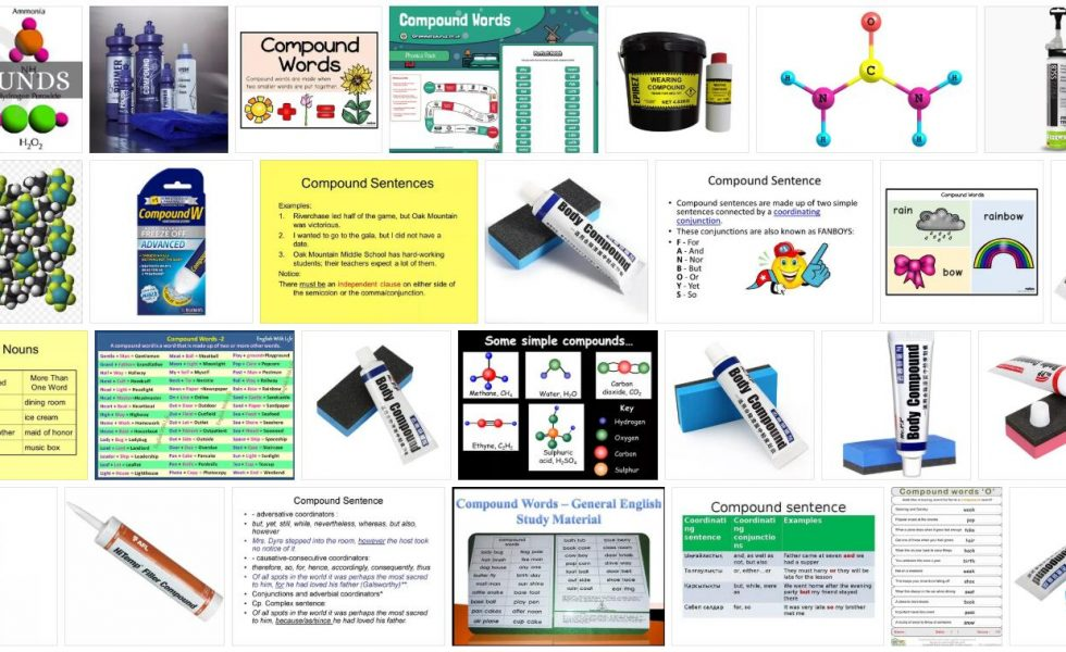 What is Compound