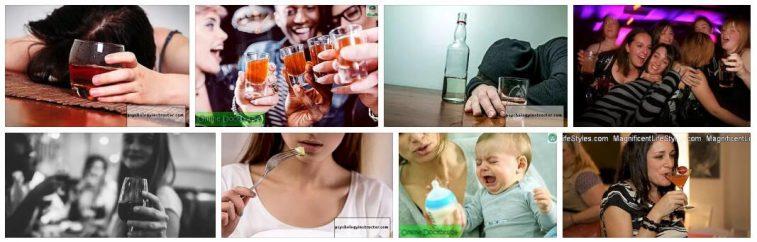 Alcoholorexia